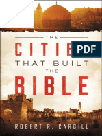 The Cities That Built the Bible by Robert Cargill - Excerpt