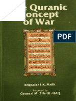 1979 MAILK the Quranic Concept of War