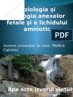 Patologia Lichidului Amniotic