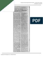 The Daily Tar Heel Sun Mar 5 1950 (CPU Roundtable Segreg Ed)