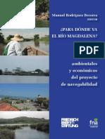 Para Dónde Va El Río Magdalena