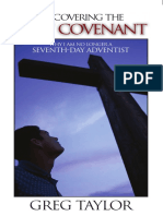Discovering the New Covenant by Greg Taylor