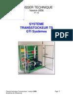 Do Stech Trans Stock A