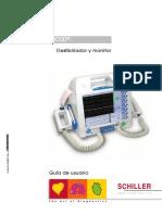 Manual de Usuario Desfibrilador_Defigard 5000_ Es