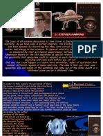 Time Travel Paradox (Stephen Hawking)