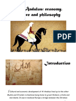 al-andalus economy science and culture