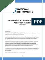 2012 Taller Practico Introduccion a NI LabVIEW Para Adquisicion de Datos