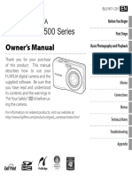 Fujifilm FinePix AX500 Owner's Manual