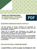 Tepers - Aula 01 - Definição Personalidade