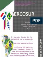 MERCOSUR Mariel Maria. Pptx