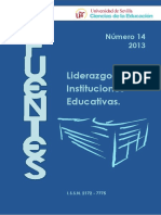 Liderazgo en Las Instituciones Educativas CcesaR1