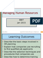 Lecture 06 - Human Resource