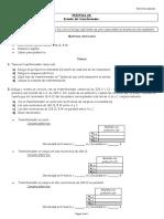 Práctica 20. Estudio del Transformador