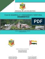 PDyOT Los Encuentros 2015