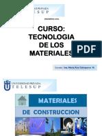 1.TECNOLOGIA DE LOS MATERIALES