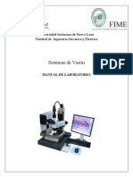 Manual de Laboratorio Sistemas de Vision