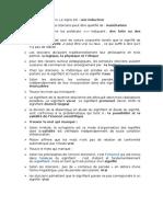 Signe Chez Les Stoïciens Question Reponse