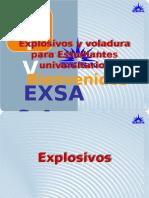 Ingeniería del Explosivo