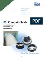PSI Compakt Seals