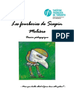 Guide Daccompagnement Les Fourberies de Scapin