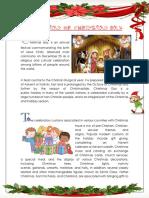 Historia de la navidad