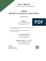 Arroz (Eficiencia de Cosecha y Postcosecha) - InTA Y PRECOP