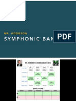 symphonic band daily slides sem 1