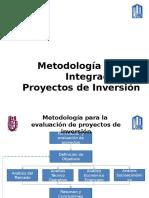 2. Parte II Metodología Para La Integración de Proy de Inv