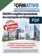 Informativo SEECOVI - Janeiro de 2016