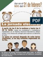 Guías para jurados electorales