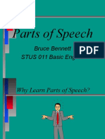 Parts of Speech Powerpoint!