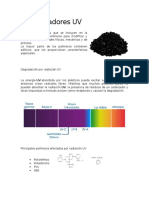 Resumen Estabilizadores UV y Refuerzos