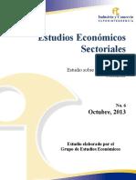 Estudio Sobre Sector Fertilizantes Colombia Octubre 2013