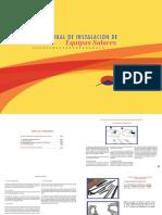 Manual de Instalacion HITEC Solar