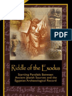 Exodus Riddle by James D. Long