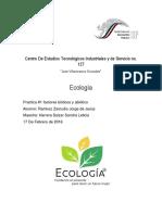 Ecologia Practica