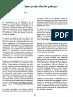 La Observación e Interpretación Del Paisaje_Antonio Sánchez Ogallar