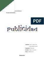 trabajo Publicidad