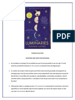 The Luminaries - Reading Group Guide