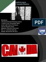 Sistema de Justicia Adolescente Canadá- Mexico