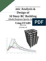 ETABS-Example-RC Building Seismic Load _Response