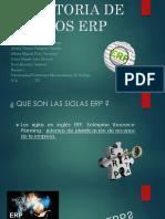 Historia de Los Erp