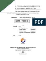 Laporan Praktikum Koagulasi Flokulasi