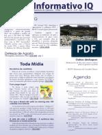 Informativo IQ - Agosto 2011