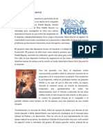El Plan Innova de Nestlé