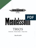 IMSLP283700 PMLP04677 Mendel Trio1kl
