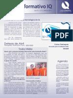 Informativo IQ - Abril 2014