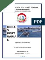 Consulta 2 Obras Portuarias