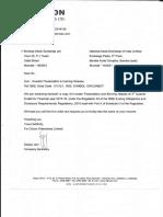 Results Press Release, Result Presentation for December 31, 2015 [Result]