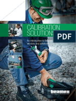Beamex Calibration Solutions Brochure ENG